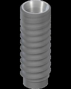 Ø 3.3 mm NC Bone level (BL) implantai