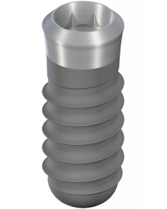 Ø 4.8 mm RN Tissue Level (TL) implantai