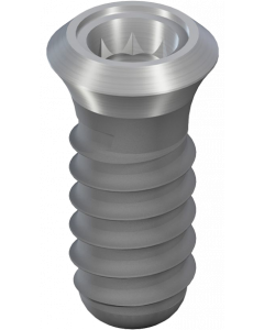 Ø 4.8 mm WN Tissue Level (TL) implantai