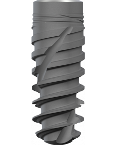Ø 3.75 mm RB Bone level X (BLX) implantai