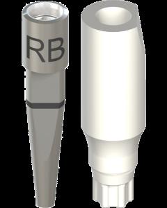 RB/WB Bone level X (BLX) skaitmeniniai sprendimai