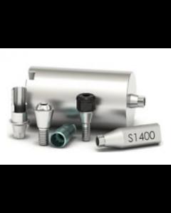 S-serija. DENTSPLY Implants/ASTRA TECH OsseoSpeed® TX